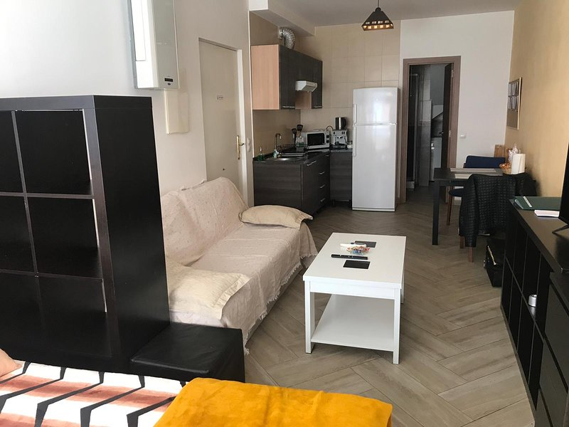 Apartamento vacacional en San Martín de la Vega, Warner, Madrid y Toledo, aluguéis de temporada em Sesena Nuevo