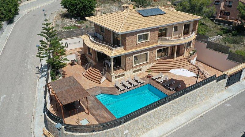 Villa Marsala, vacation rental in Cunit