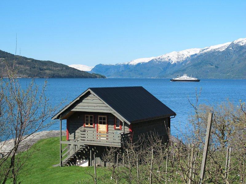 Hardangerrorbu (FJH411), location de vacances à Granvin