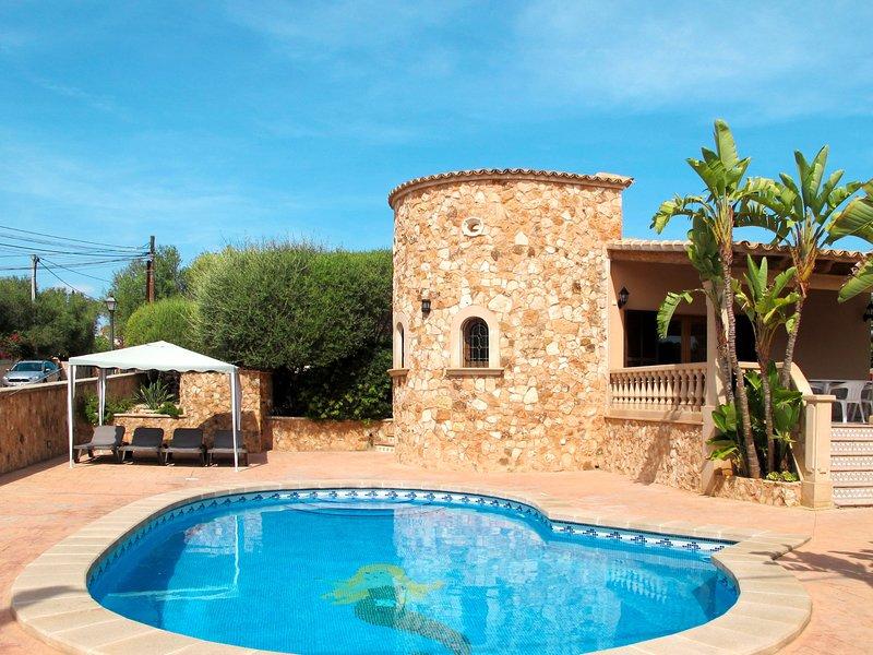 Son Moja (SNY125), holiday rental in Cala Santanyi