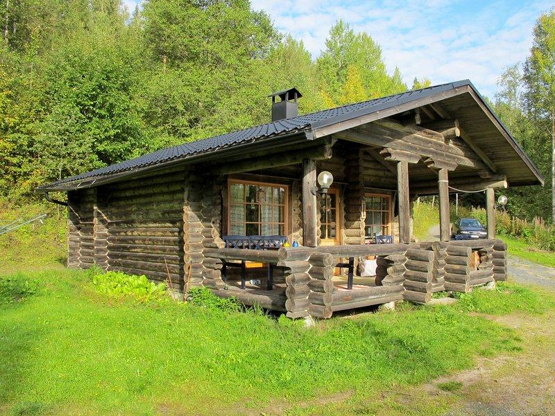 Korvenpää (FIJ076), vacation rental in Toivakka