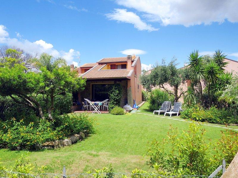 Villa Rossa (REI270), location de vacances à Cala Sinzias