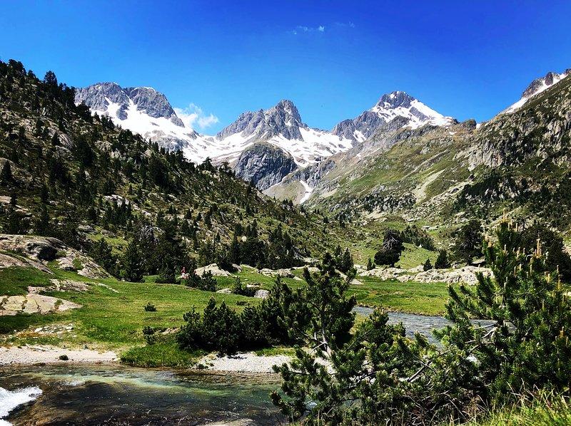 Chalet à CAUTERETS, aluguéis de temporada em Hautes-Pyrenees