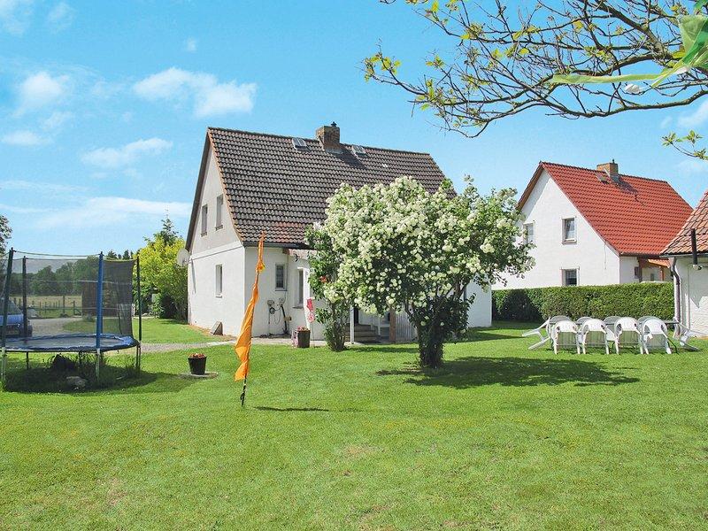 Zenker (TBV100), holiday rental in Neuenkirchen