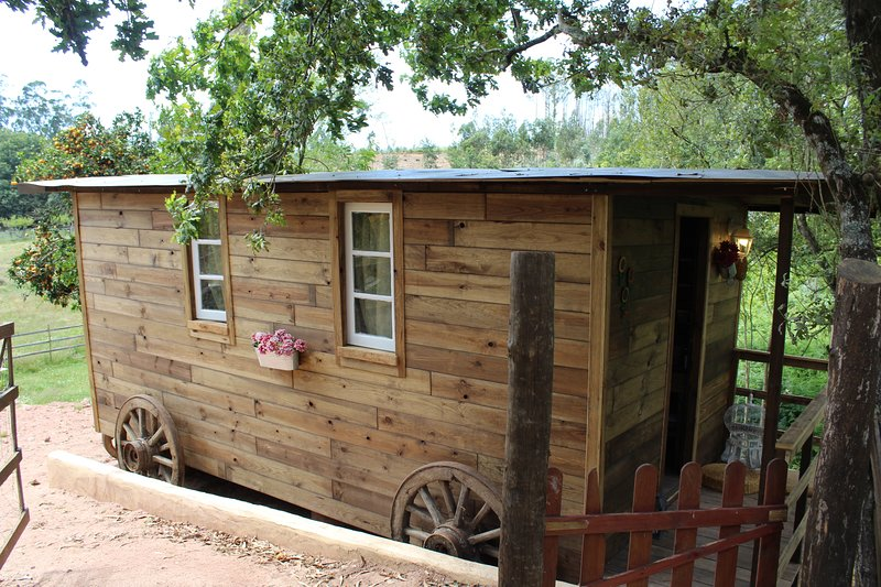 The Western Wagon, casa vacanza a Agueda