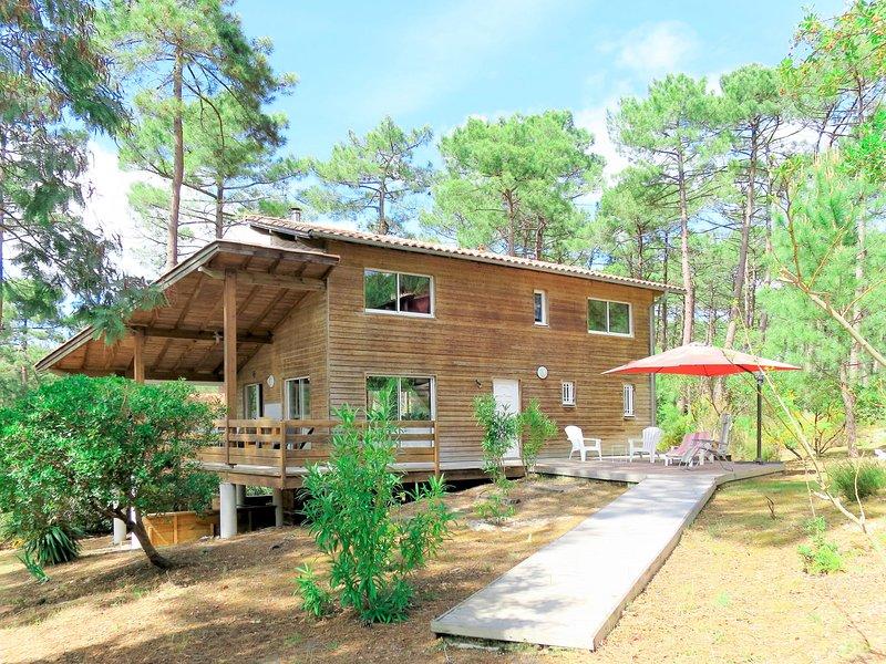 La Cigale (MAU190), vacation rental in Carcans