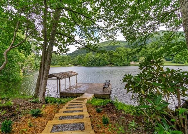 Lakefront Mountain, alquiler de vacaciones en Fairview