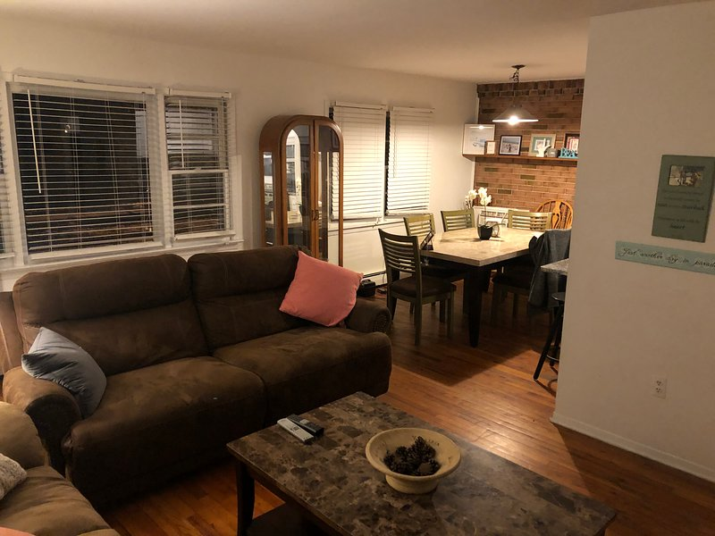 FOR RENT IN THE JERSEY SHORE NEAR THE BEACH AND PIER VILLAGE, vacation rental in Highlands