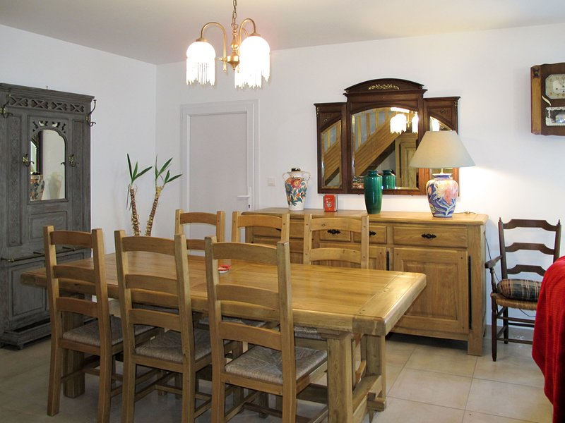 Chez P´tit Claude, holiday rental in Periers