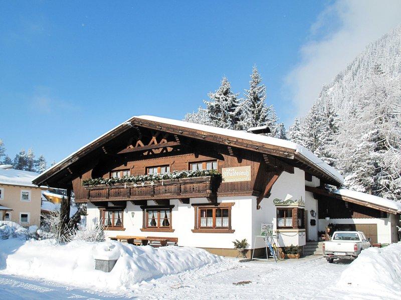 Waldesruh (NIT150), holiday rental in Niederthai