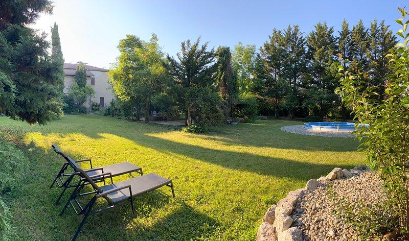 Le Cocon de Curson - Gîte et chambre d'hôtes, location de vacances à Drôme