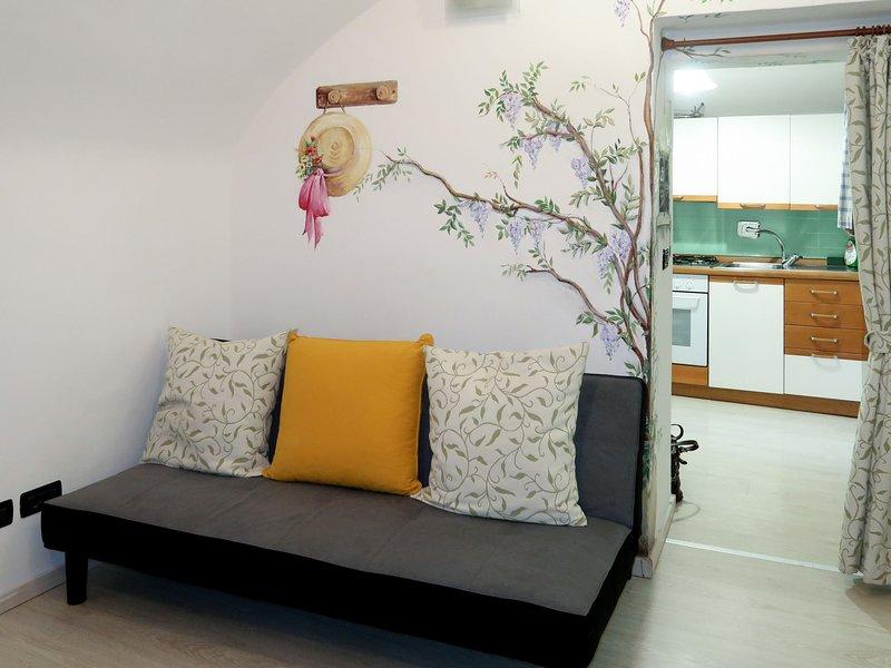 Acino d'uva (DOA133), location de vacances à Isolabona