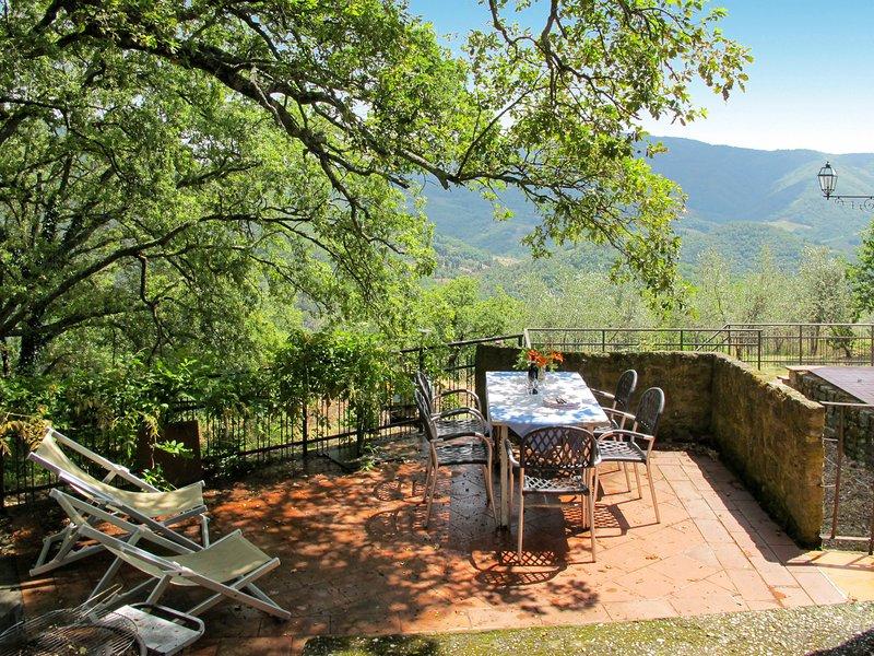 Capella (SPC151), casa vacanza a San Polo in Chianti