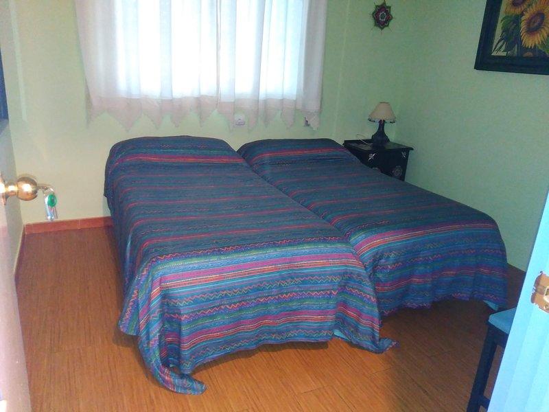 HABITACIÓN VERDE, holiday rental in Sanlucar de Barrameda