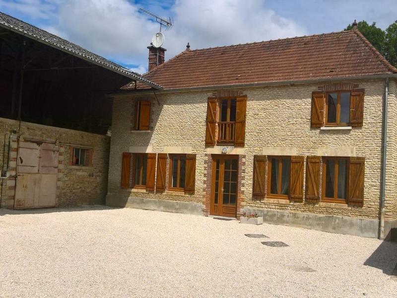 Le Gîte de la Boderonne, location de vacances à Fralignes