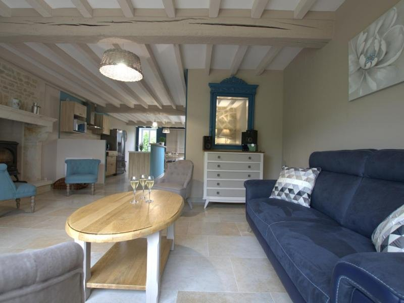 Le Jardin Sainte Anne, holiday rental in Massingy