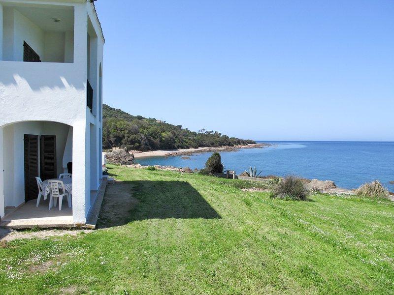 Punta Paliagi (TUC160), location de vacances à Tiuccia