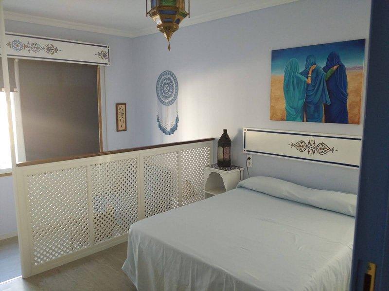 HABITACIÓN AZUL, location de vacances à Sanlucar de Barrameda