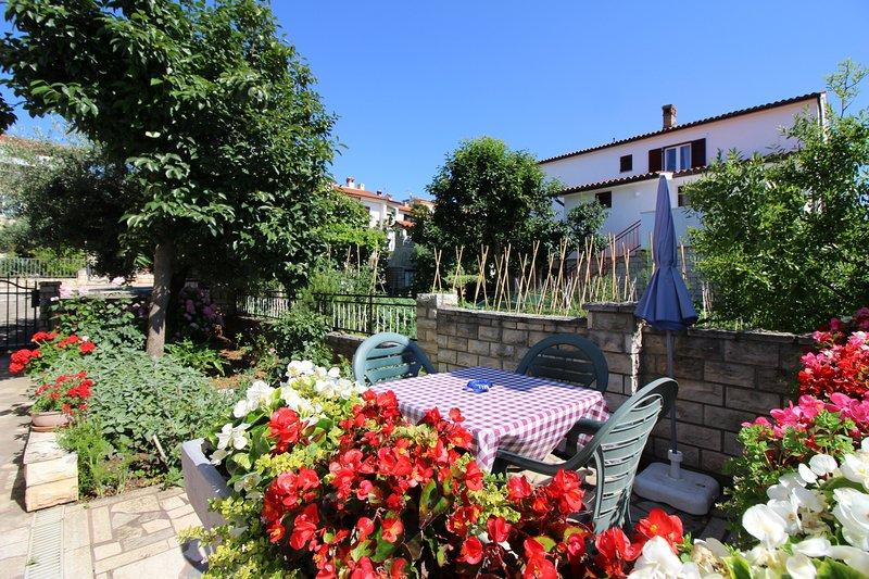 Apartment Dorita, holiday rental in Porec