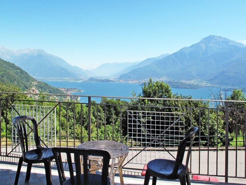 Bellavista - Monolocale 1.piano (GRV390), holiday rental in Gravedona ed Uniti