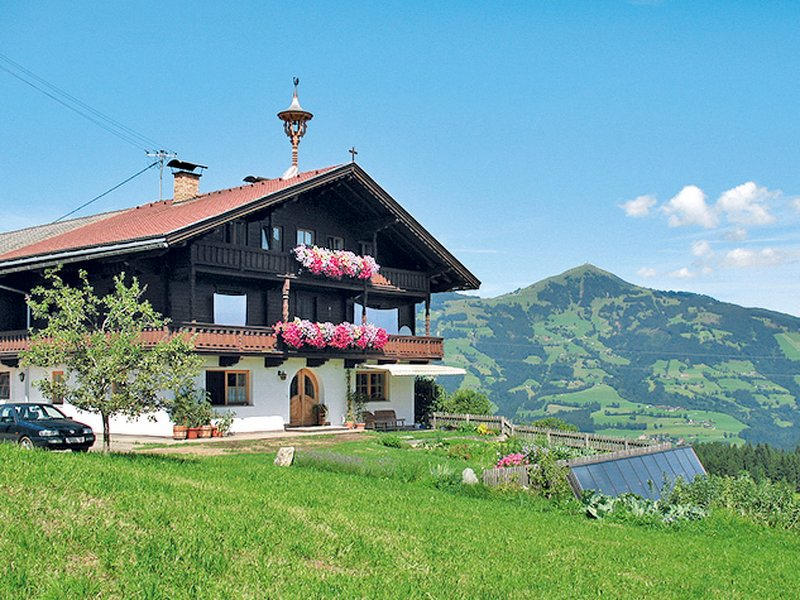 Entalhof, holiday rental in Kelchsau