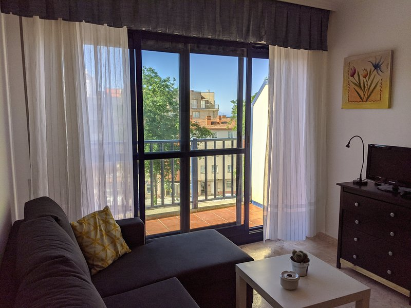 Atico Vacacional en Sanxenxo, vacation rental in Sanxenxo