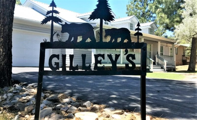 Gilley`s  Gilley's - Cozy Cabins Real Estate, LLC., casa vacanza a Alto