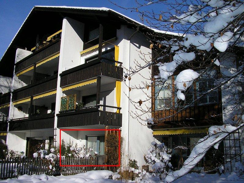Ganser (GMP180), holiday rental in Garmisch-Partenkirchen