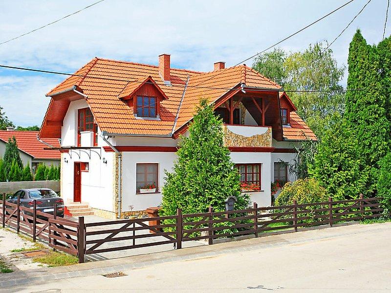 Tamas (SZA180), vacation rental in Balatonakali