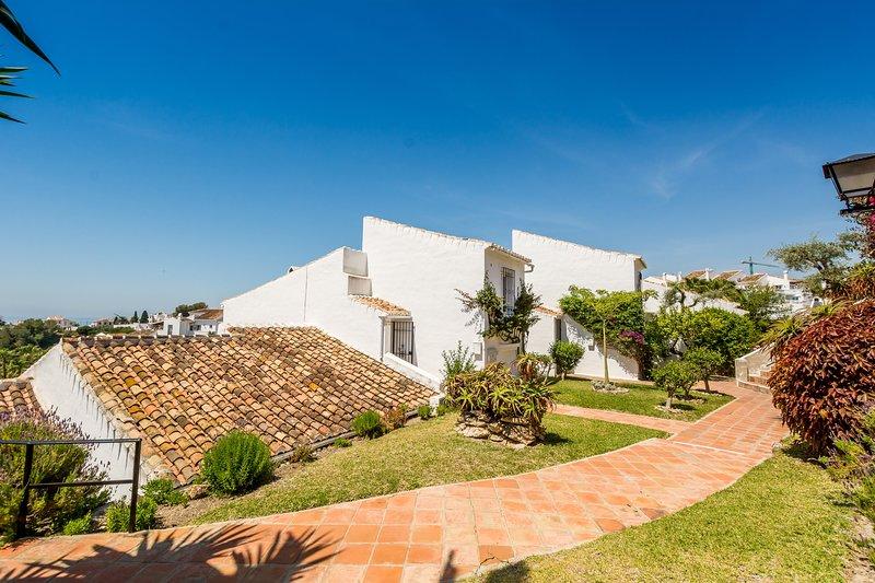 Casablanca 35 Property Pathway Access