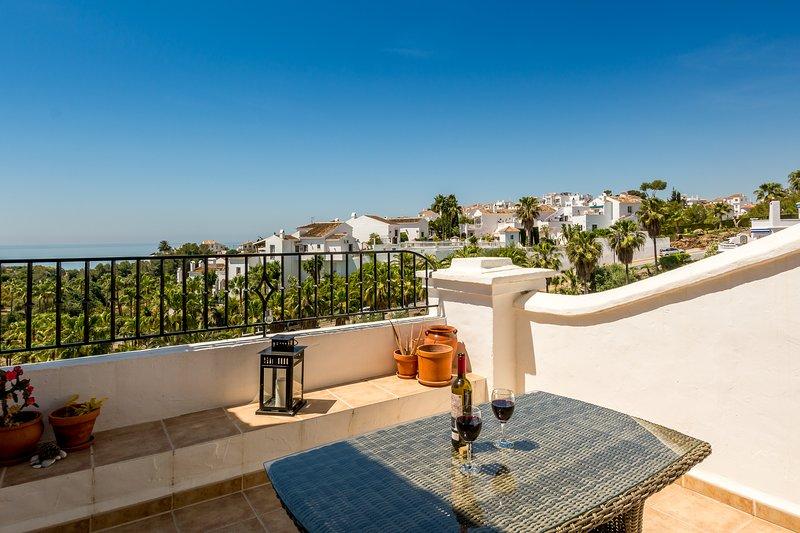 Casablanca 35 Terrace with Dining Area / Lounge