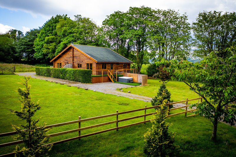 Pine Lodge, casa vacanza a Neath Port Talbot