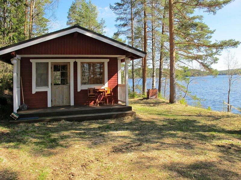 Mökki 78B (FIJ012), aluguéis de temporada em Suonenjoki
