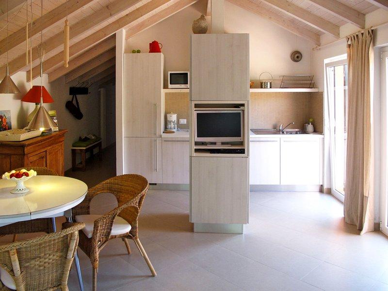 Casa del Ponte (PRE150), holiday rental in Prela
