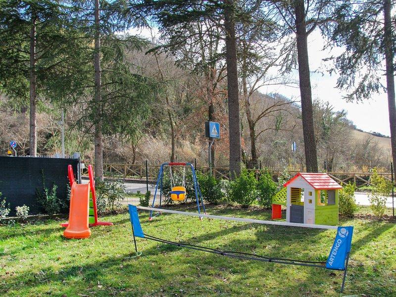 Green Wellness House (URB130), casa vacanza a Mondaino