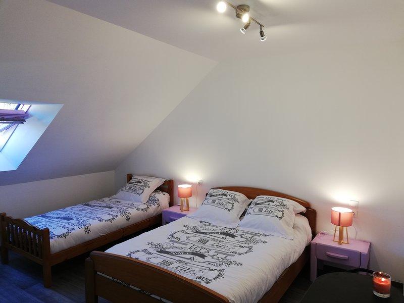 Le Relais de Jeanne, holiday rental in Cere La Ronde