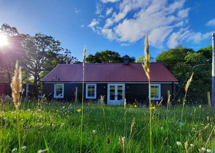 Sutherland's Lodge, vacation rental in Isle of Lismore