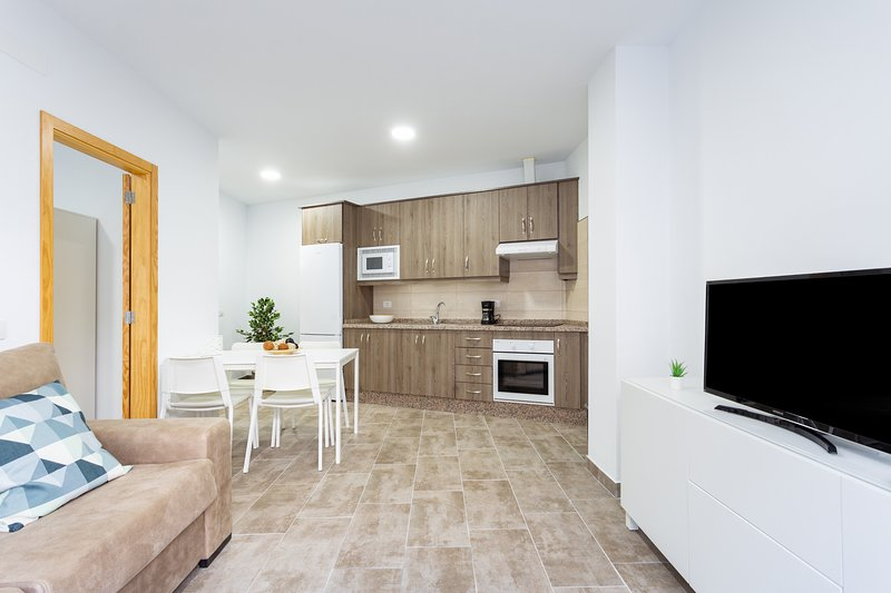 Home2Book Cozy Apart Bajamar Natural Pool & Beach8, holiday rental in Tejina