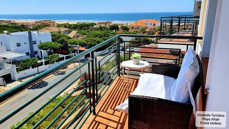 VIVIENDA TURISTICA PLAYA ALTAIR PUNTA UMBRIA, holiday rental in Punta Umbria