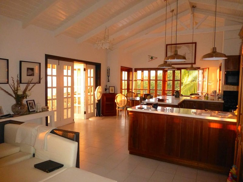 Sea Song Caribbean Villa, holiday rental in Montserrat