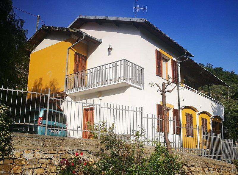 Intero appartamento, Diano Marina - Villa Cristina, holiday rental in Pontedassio