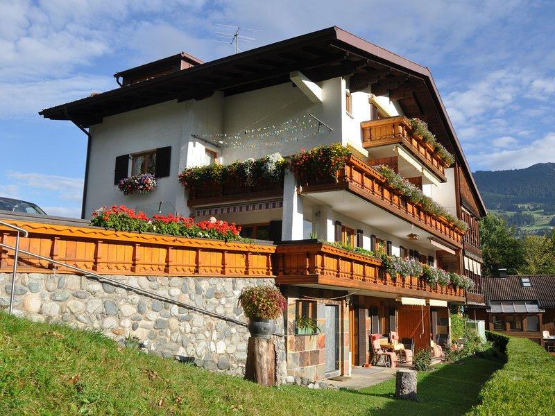 Rundblick, holiday rental in Bartholomaeberg