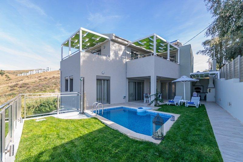 Villa Ilianthos, alquiler vacacional en Roumeli
