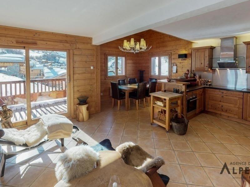 Sublime appartement 6 pers au calme accés sur les 3 Vallées, vacation rental in Le Bettaix