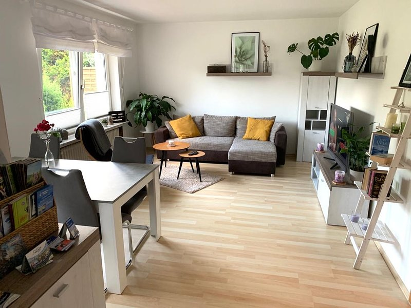 Ferienwohnung 'Im Kleinen Feld', holiday rental in Vohl