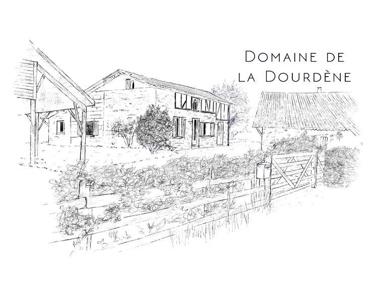 Domaine de la Dourdene, Ferienwohnung in Saint Colomb de Lauzun