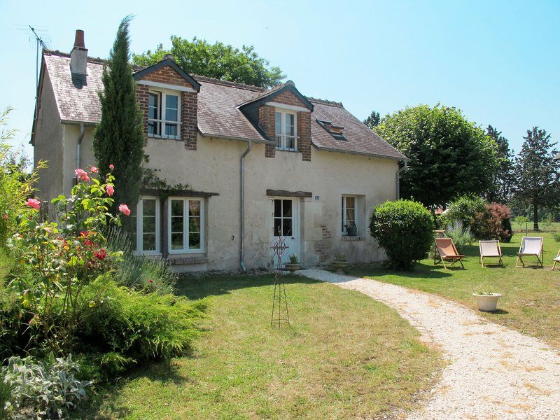La Janverie, holiday rental in Seillac