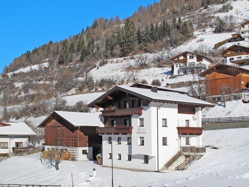 Alpenherz (PTZ431), alquiler de vacaciones en Serfaus