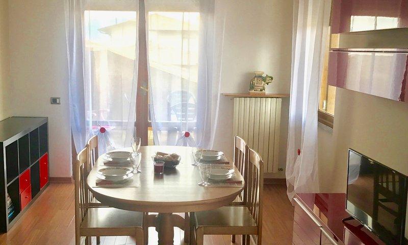 A casa di Greta, vacation rental in Torre de' Roveri