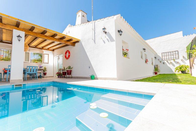 Cubo's Casa de Rebollo, casa vacanza a Pizarra